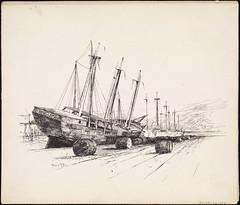 New Bedford dock
