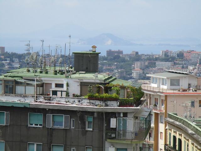 Napoli skyline 3, Canon POWERSHOT ELPH 160