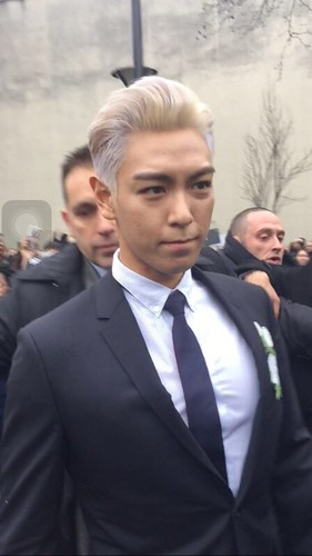 TOP - Dior Homme Fashion Show - 23jan2016 - 1845495291 - 22