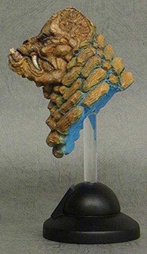 不要再把我打爆了!(怒)  X-PLUS 怪獸喜怒哀樂 第二彈  骷髏怪獸「紅王」