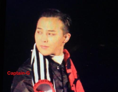 Big Bang - Made Tour - Osaka - 09jan2016 - Captain G - 02