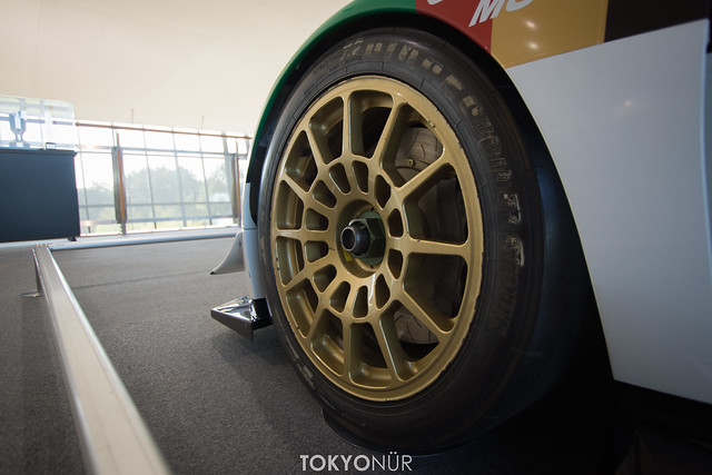 NSX History - [Aiming the Fastest] at Honda Collection Hall. 最速のNSXを目指して~全日本GT選手権制覇への軌跡~