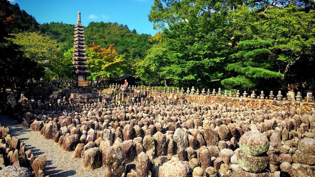 化野(あだしの)念仏寺:Adashino Nenbutsu-ji Temple (20160820)