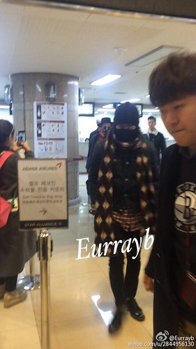 Big Bang - Gimpo Airport - 15jan2015 - Eurrayb - 01