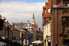 Kaunas, Vilniaus gatvė, Senamiestis