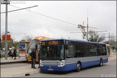 Irisbus Citélis 12 - Cars Bourrier n°3359 / Tam Montpellier 3M (Transports Alternatifs de Montpellier Méditerranée Métropole) n°677