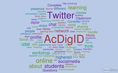 #AcDigID Workshop - Take 2