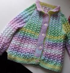 Vauvan takki Alize bellasta (3/6kk)