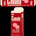 Necco - Canada Wintergreen - candy box - 1977