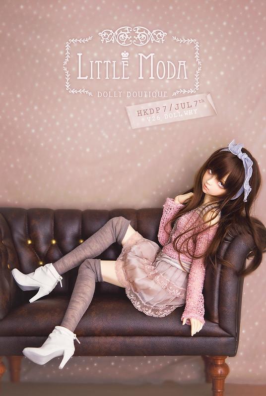 [HKDP7] Little Moda