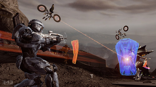 Halo 4's Spartan Ops Missions to Be Set Six Months after Campaign