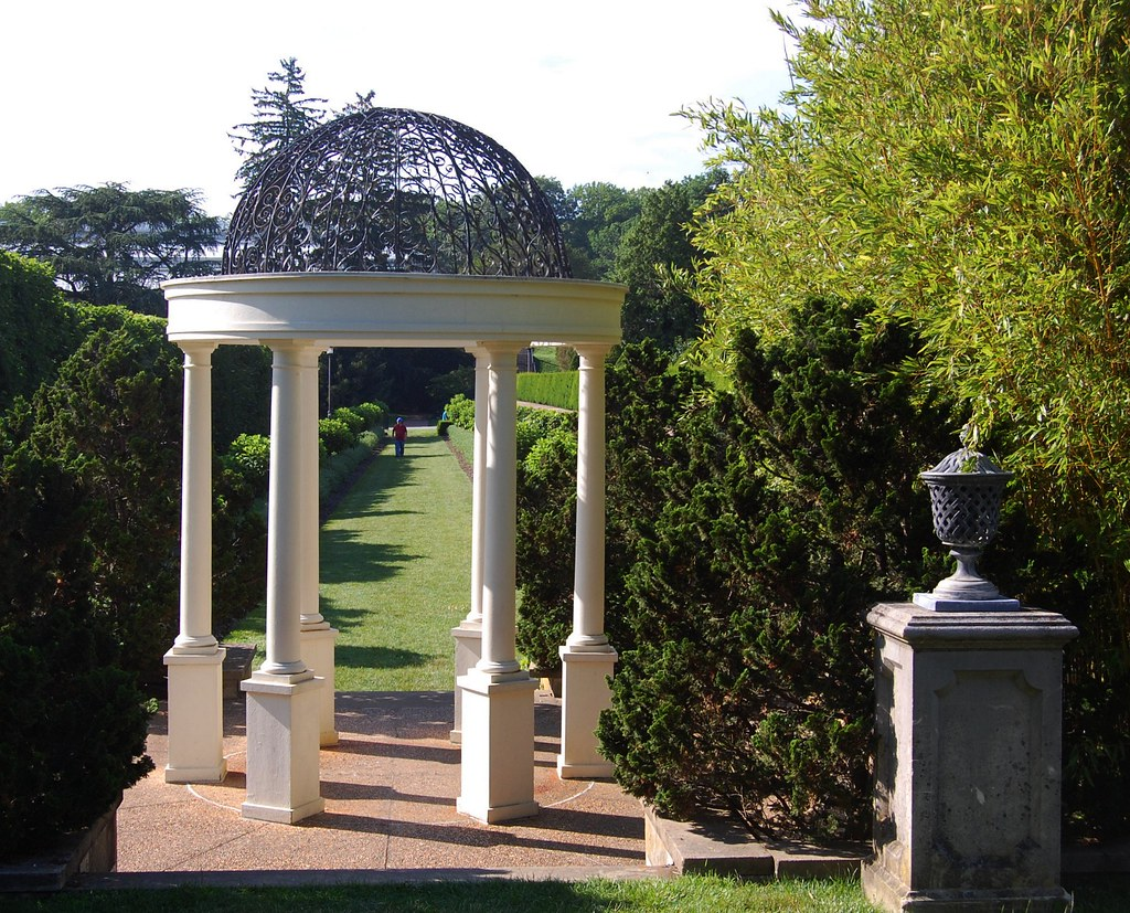 An Afternoon At Longwood Gardens Near Philadelphia