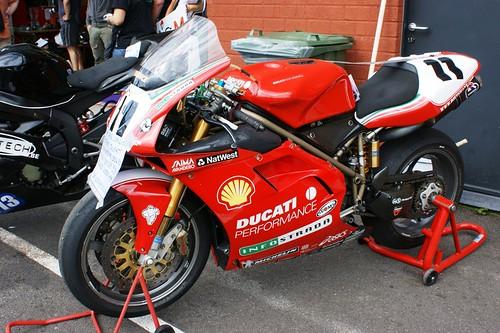 Ducati 996RS, ex-Troy Corser (WSBK, 1999)