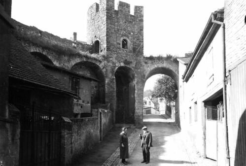 12195-Stadtmauer und Turm-NL Barth