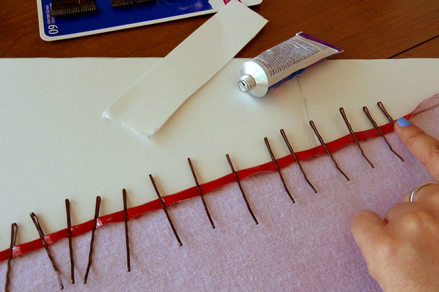 Gluing edges