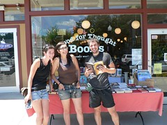 big idea books bike brigade!