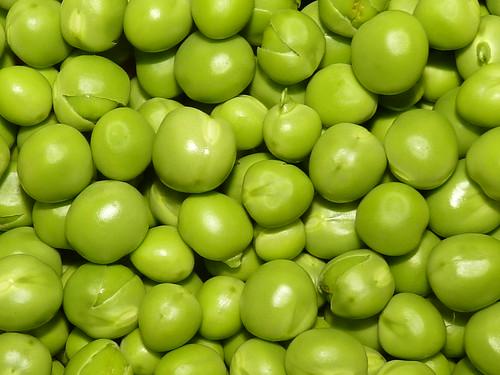 Sweet peas / Piselli