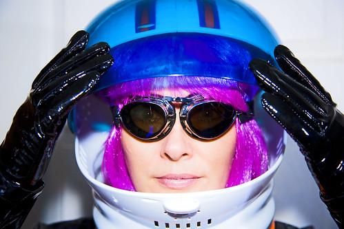 Steam Punk Spacegirl.