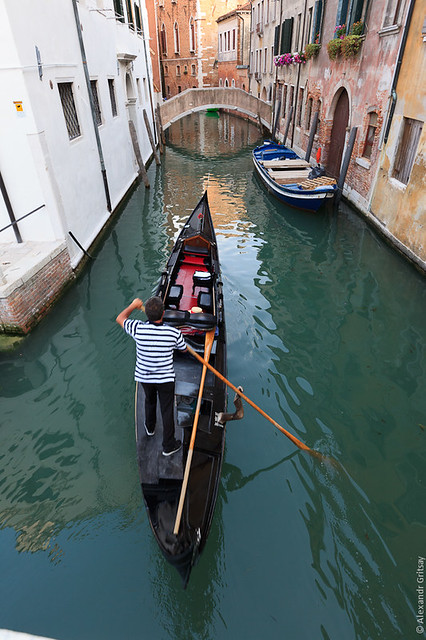 Вечерняя Венеция - фото
