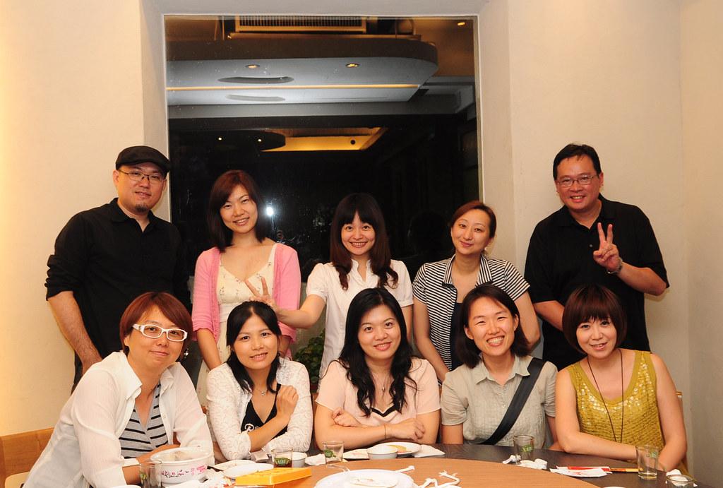 2012.07.06 小學同學 @ 金蓬萊遵古台菜餐廳