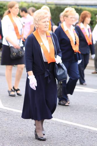 Orange Women