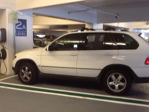 Americana at Brand - Level 2A - BMW X5 ICE spot (ticketed) - 1