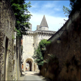 Old Street to the Remparts