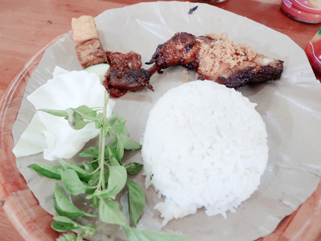 lunch at bintan