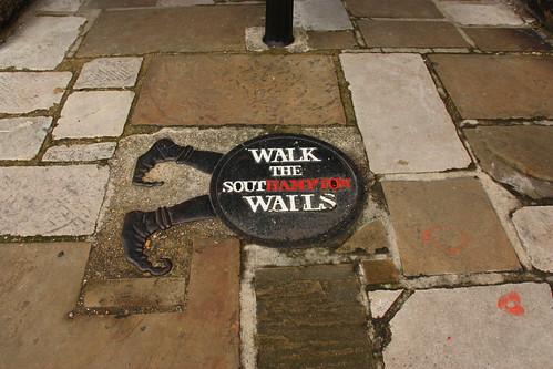 Walk the Southampton Walls!