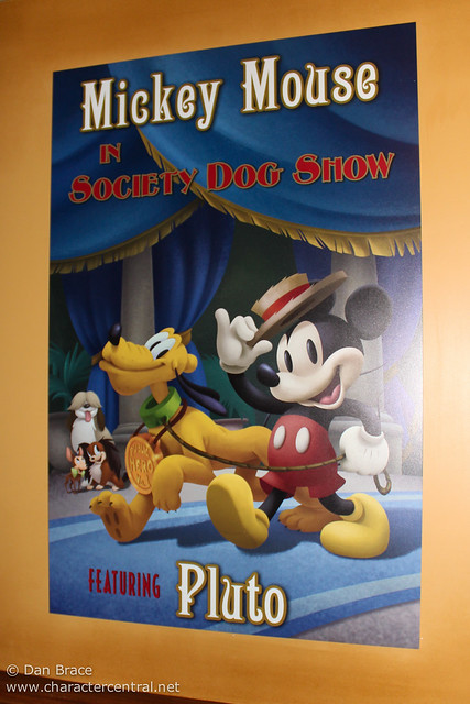 The brand new Meet Mickey Mouse in Fantasyland