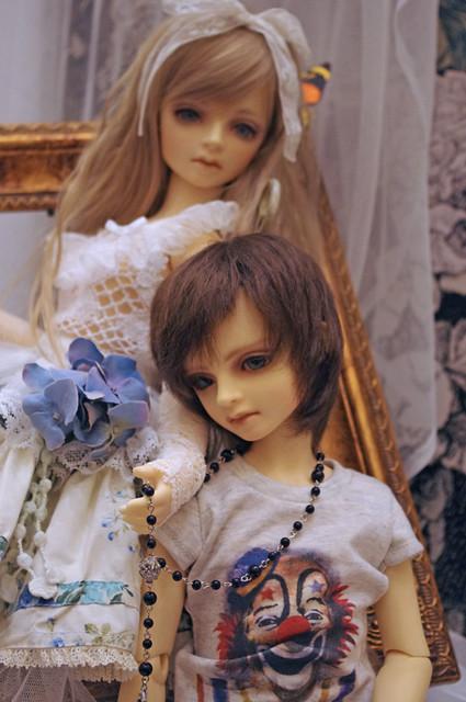 Aoi and Masa