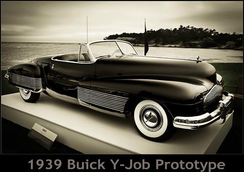 1939 Buick Y-Job