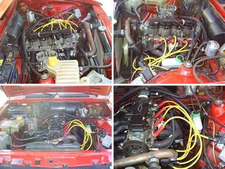 Chevette Vectra Motor