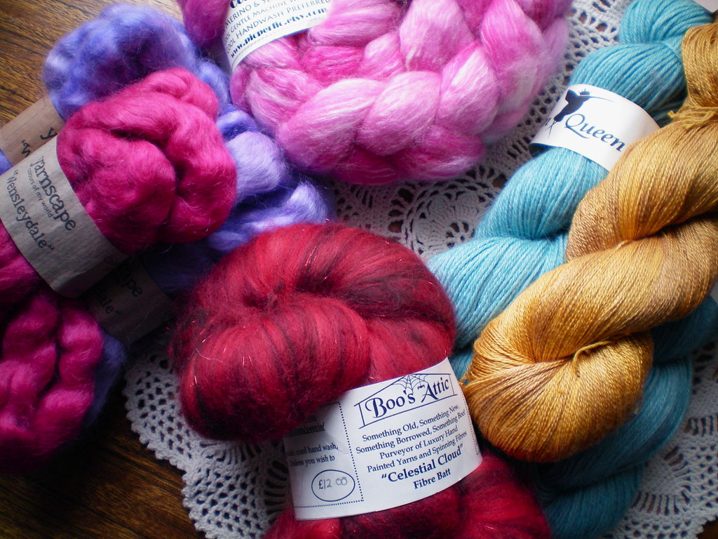 Fibre-East Loots - dyed