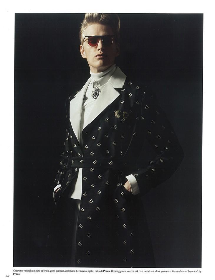 Gerhard Freidl0309_VIKTOR Magazine_Ph Adriano Russo(Wiener Models)