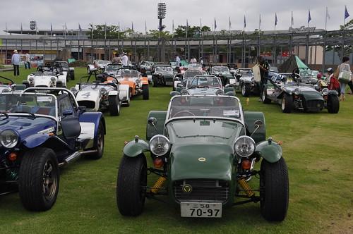 Lotus Seven Sr.2 replica