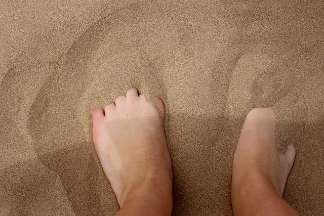 Marocko fötter