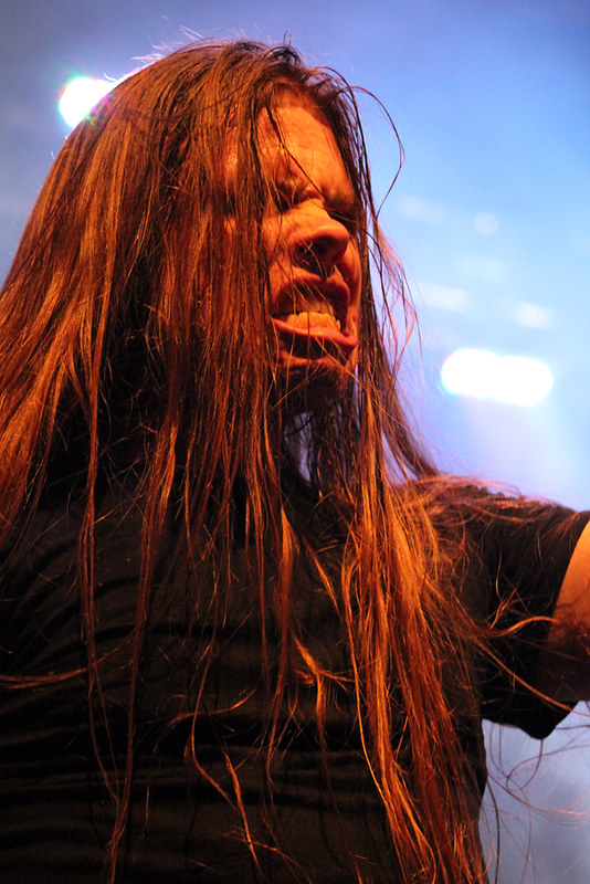 CRYPTOPSY - Spread The Metal Fest - July 5th 2012 - 02