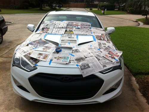 Grill Hood Scoops Fixed Whole New Car Page 3