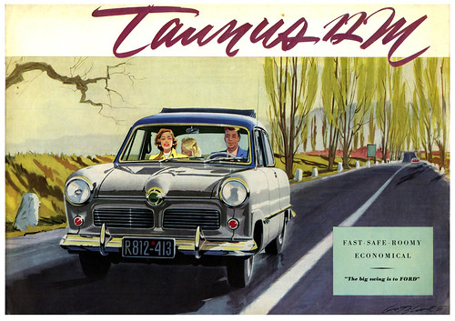 Ford Taunus by paul.malon