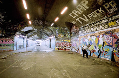 London Street: Victoria Tunnels II