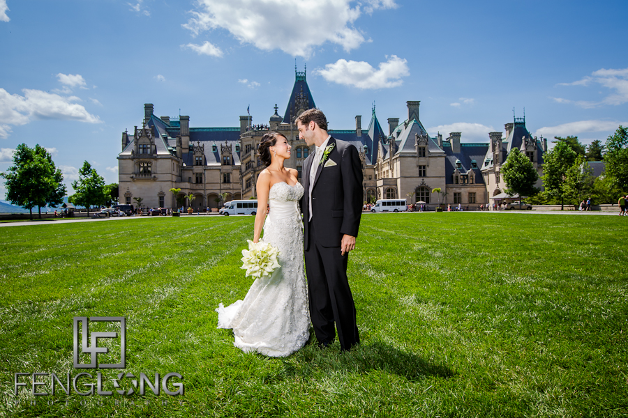 Maggie & Michael's Wedding | Lioncrest at Biltmore Estate | Asheville North Carolina Destination Wedding Photographer