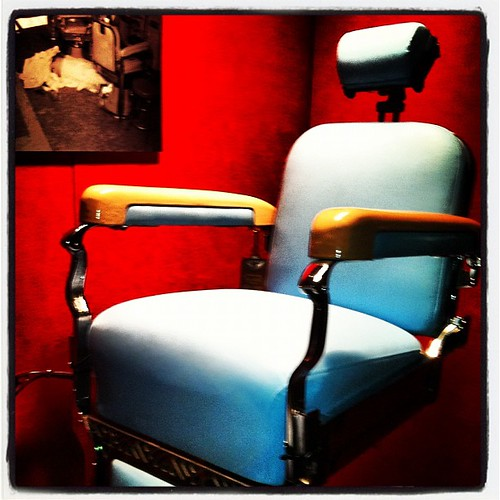 The Barber Chair