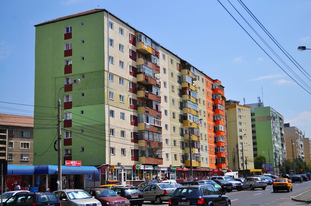 Cheerful Communist Architecture