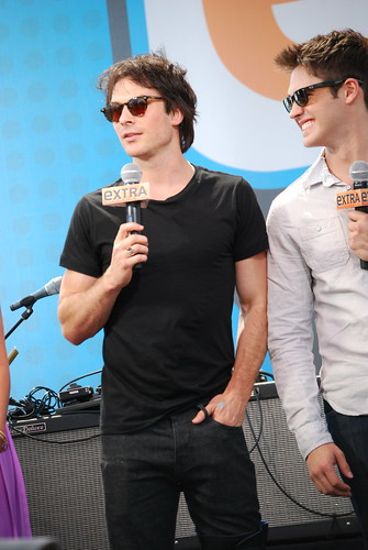 SDCC 2012: Cast of Vampire Diaries