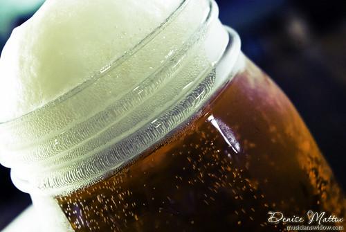 Beer Mason Jar
