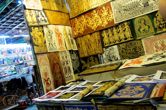 Cambodian Crafts