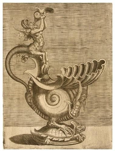 004-Jarrones, jarras y cuencos grotescos 1548-Cornelio Bos- © Rijksmuseum