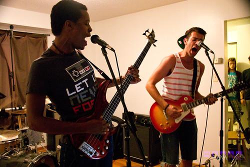 The Runaway Success Story @Manor Bandstravaganza 07/27/2012