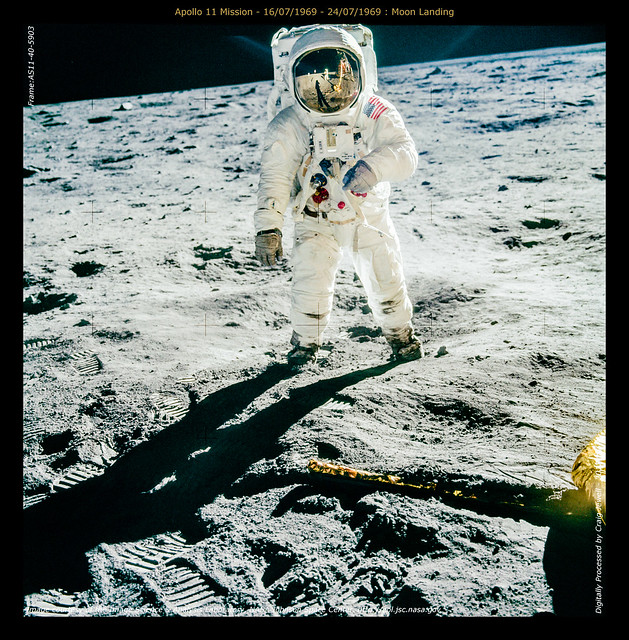 conspiracy behind 1967 moon landing - photo #25
